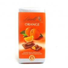 Lindt Marzipan Orange