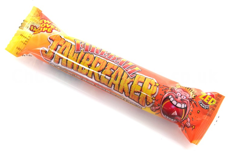 Fireball Jawbreakers Traditional Sweets From The Uks Original Sweetshop Fast Delivery Of
