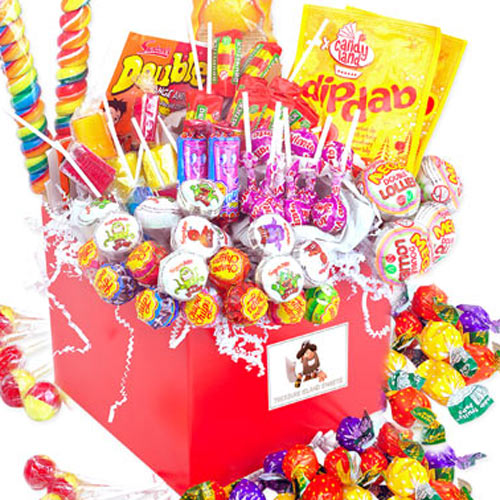 Retro Lolly Sweet Hamper Wouldn T You Just Love To