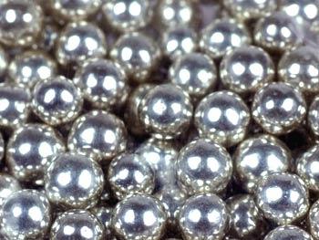 Silver Sugar Balls Wedding Favours Traditional Wedding