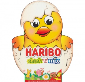 Haribo Chick 'n' Mix Easter Gift Box 200g