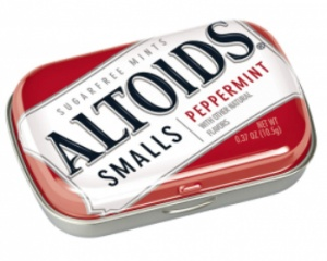 Altoids Peppermints Smalls (Sugar Free)