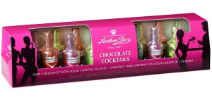 Anthon Berg Cocktail Liqueurs 16pcs