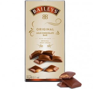 Baileys Irish Cream Truffle Chocolate Bar 90g