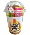 70% OFF - American Candy Gift Cup (180grams)