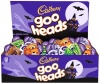 Cadbury Goo Heads Halloween Cream Egg