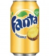 Fanta Pineapple USA Soda Can 355ml