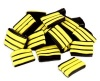 Banana Liquorice Stripes