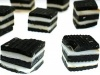 Black and White Liquorice Mints
