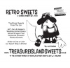 Paper Sweet Bags 7x7 inch x 1000 Bags (Treasure Island Sweets Logo)