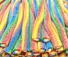 Sour Rainbow Pencils (cream filled)