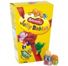 Bassetts Jelly Babies Large Gift Box 460gram
