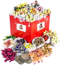 Captain Smollett's Traditional Sweet Hamper