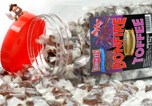 Bonfire Toffee 200g Bag
