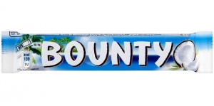 Bounty Milk Chocolate Coconut Bar 57g