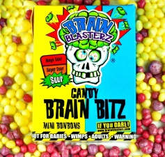 Sour Brain Blasterz (Candy Brain Bitz)