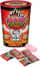 Brain Burnerz Mega Hot Candy
