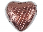 Brown Chocolate Hearts