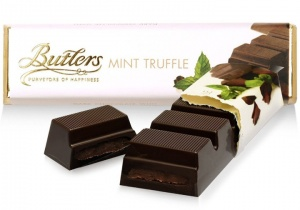 Butlers Mint Chocolate Truffle Bar 75g