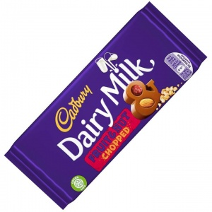 Cadbury Dairy Milk Fruit and Nut Bar 120gram