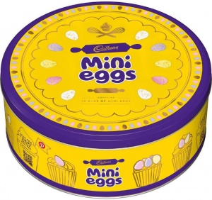 Cadbury Mini Eggs Gift Tin For Easter
