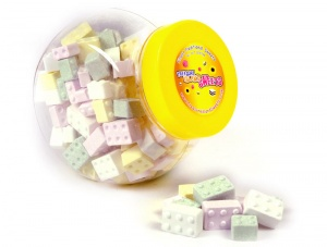 Candy Lego Sweet Jar