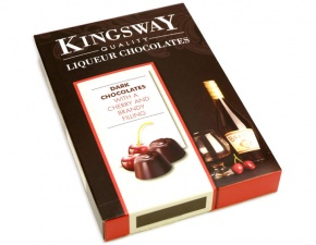 Cherry Brandy Chocolate Liqueurs