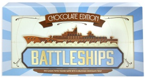 87% Off - Milk Chocolate Battleships (Best Before 28.02.18)