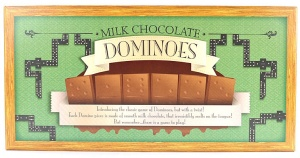Milk Chocolate Dominoes