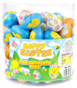 Easter Eggs Bulk Tub Of 100