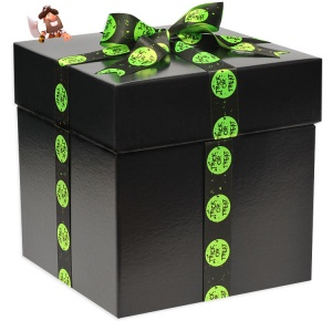Create Your Own Halloween Sweet Hamper