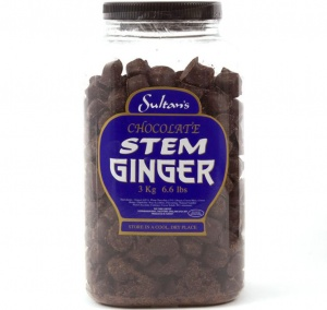Chocolate Ginger Sultans