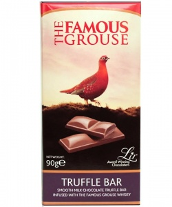 Famous Grouse Truffle Bar