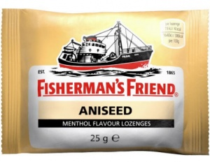 Fisherman's Friend Aniseed Flavour