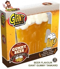 Giant Beer Flavour Gummy Tankard