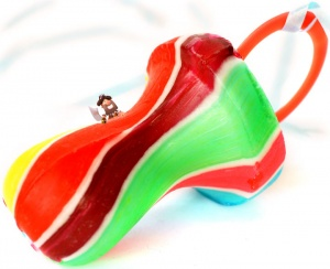 Old Fashioned Ribbon Candy In Uk