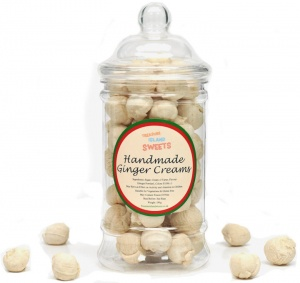 Ginger Creams (Hand-Made)  - Victorian Sweet Jar