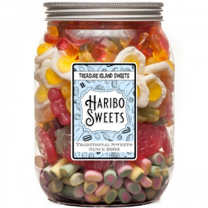 Haribo Mix Selection Jar