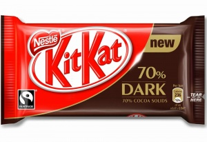 Kit Kat Dark Chocolate 70%