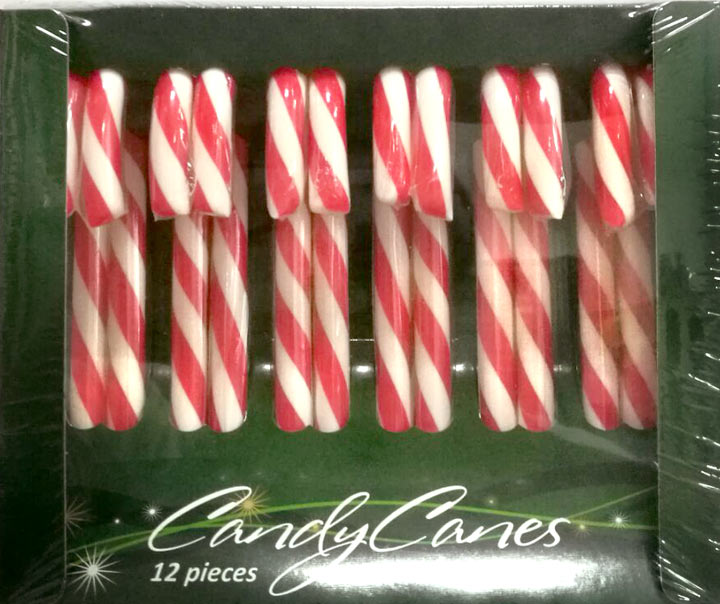 Candy Canes In Bulk x 288