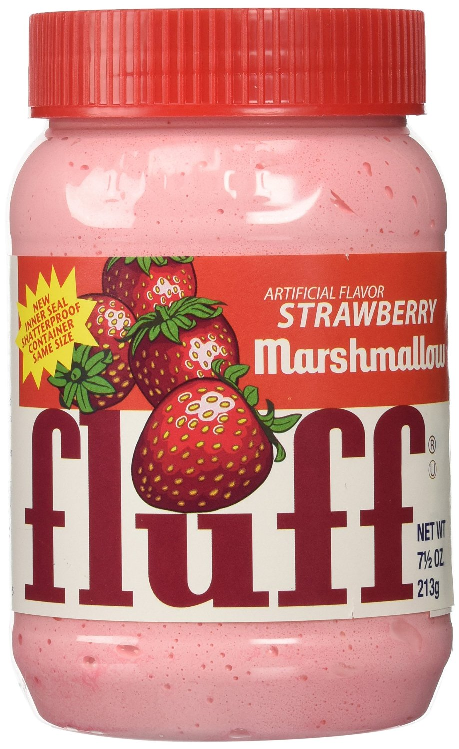 Strawberry Marshmallow Fluff x 1 Jar