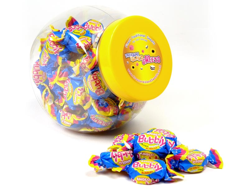 Anglo Bubbly Sweet Jar