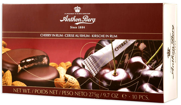 Anthon Berg Cherry In Rum