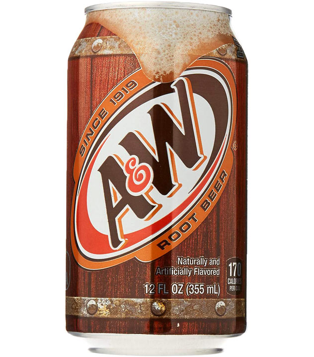 A&W Root Beer (1 Can 355ml)