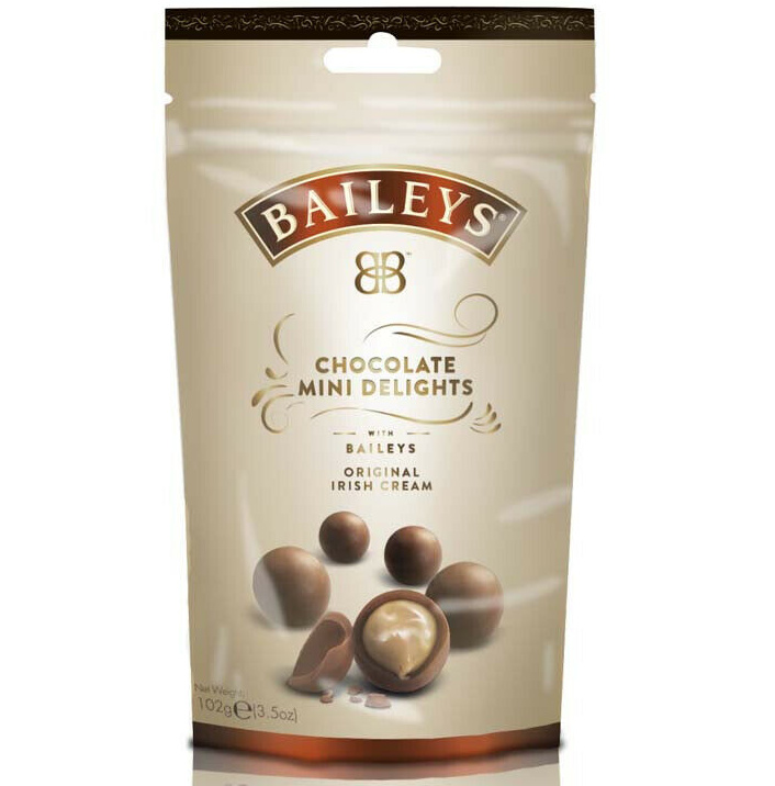 Baileys Chocolate Mini Delights Pouch 102g