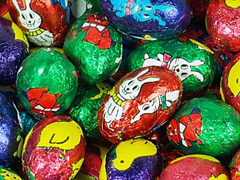 Mini Bunny Mix Easter Eggs