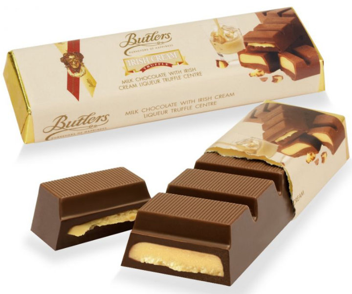 Butlers Irish Coffee Chocolate Truffle Bar 75g