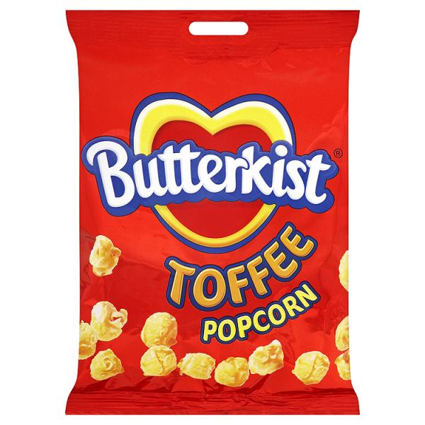 Butterkist Toffee Popcorn