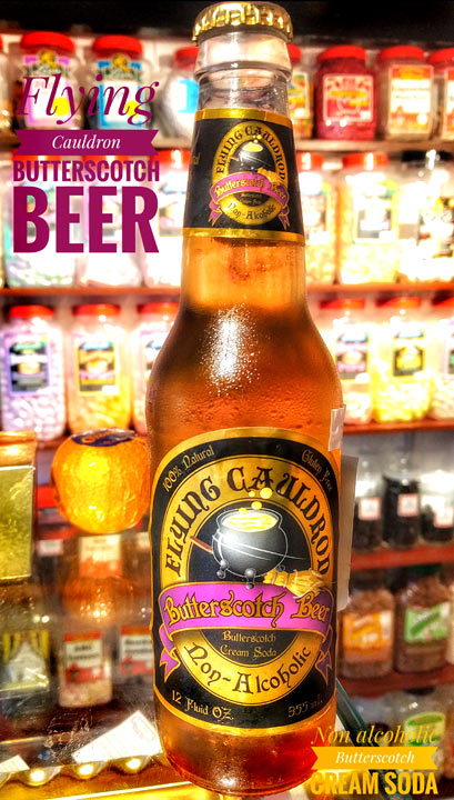 Flying Cauldron Butterscotch Beer (Cream Soda)
