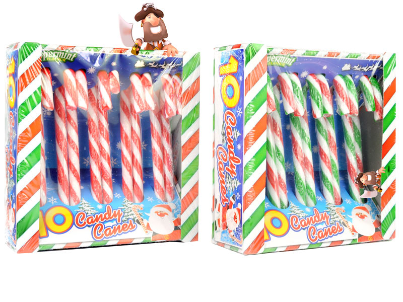 Candy Canes Bulk Box of 720 Single Canes